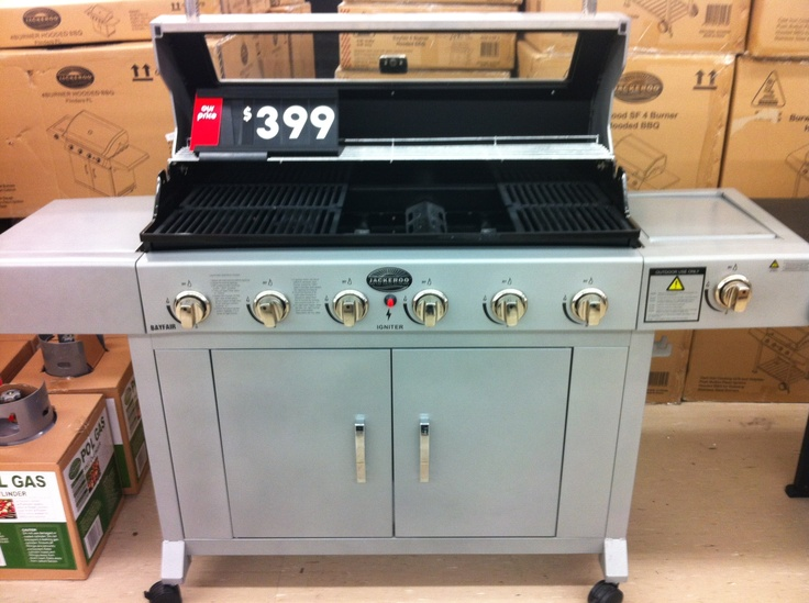 Alf, Kmart.  BBQ, $399.00