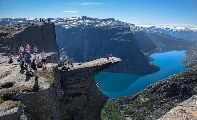 Trolltunga - Norway,