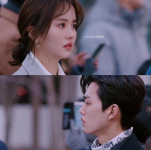 Love Alarm Netflix Actrices Adolescentes Actores Coreanos Parejas Famosas