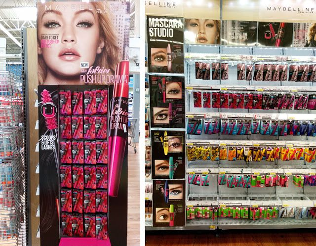 Monroe Misfit Makeup | Beauty Blog: Maybelline Fall Beauty Makeup Look #FalsiesPushUpDrama