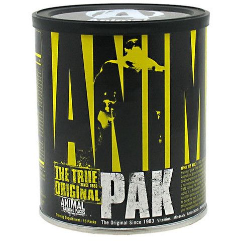 Universal Nutrition Animal Pak. From $14.54