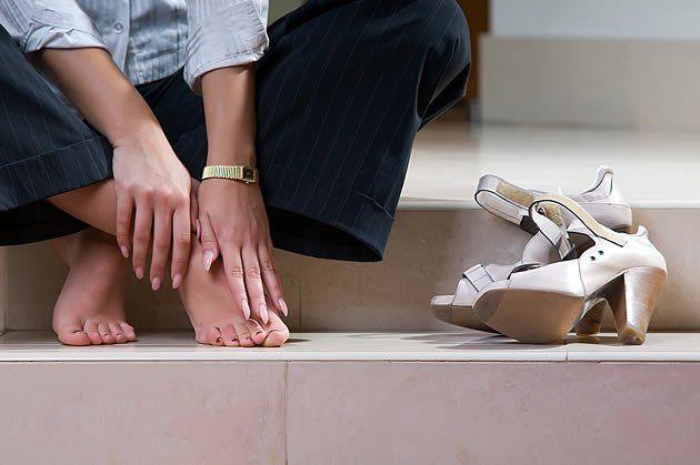 Softs e Receitas: Como tratar os pés rachados e com calos 287