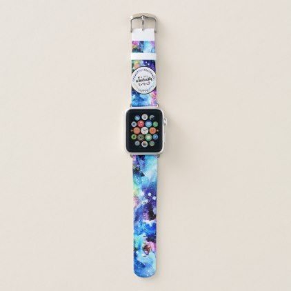 Art is Individuality Apple Watch Band - quote pun meme quotes diy custom