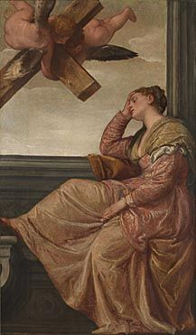 Paolo Veronese | The Dream of Saint Helena | NG1041 | The National Gallery, London