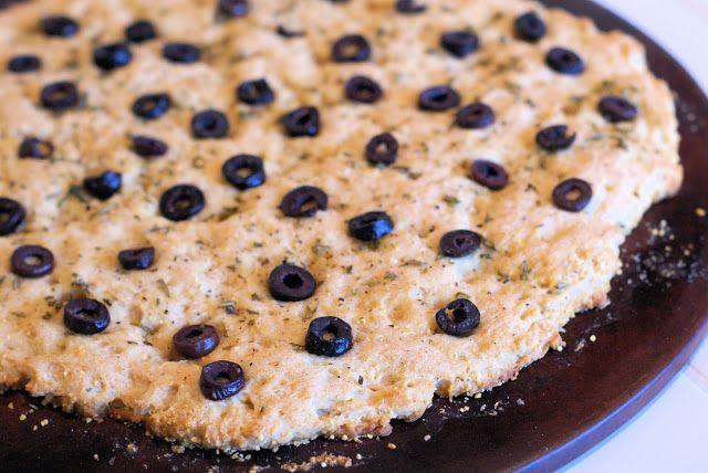Bakes Gluten Free Treats: gluten free kalamata olive and rosemary ...