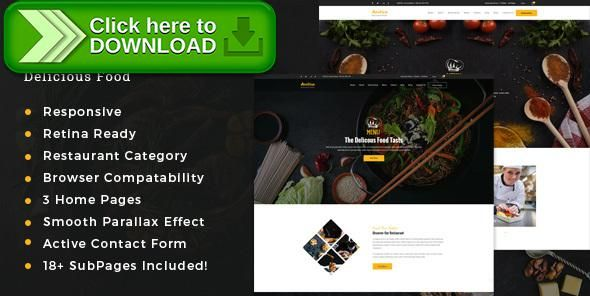 [ThemeForest]Free nulled download Artica :  Restaurant, Food & Cafe HTML Template from http://zippyfile.download/f.php?id=2334 Tags: bar, cafe, creative, delivery, food, lunch, menu, modern, online ordering, order, parallax, pizza, reservation, restaurant, sushi