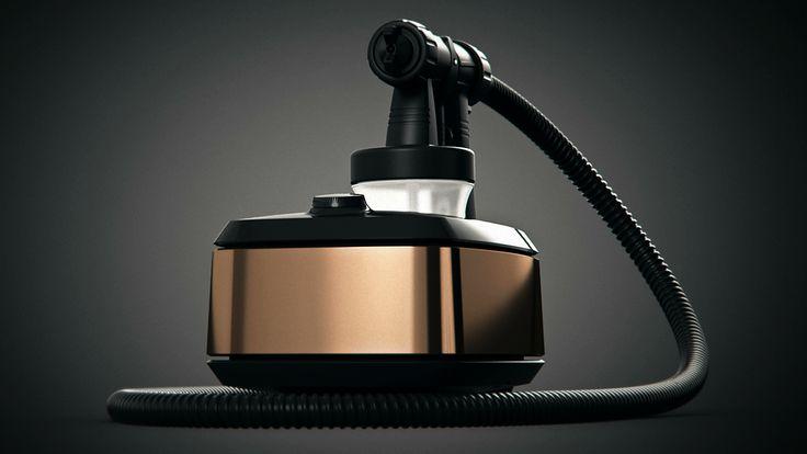 Aura Allure HVLP Spray Tan Machine