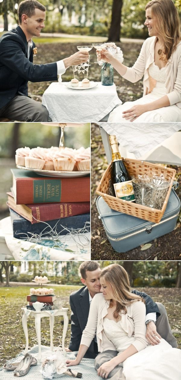 First Year Anniversary shoot from Annapolitan Bride, featured on Style Me Pretty!
