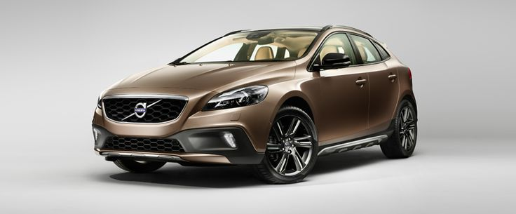 The new Volvo V40 Cross Country