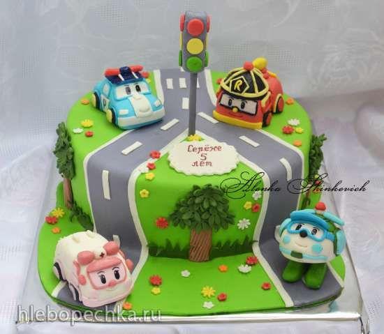 поли робокар торт - Поиск в Google