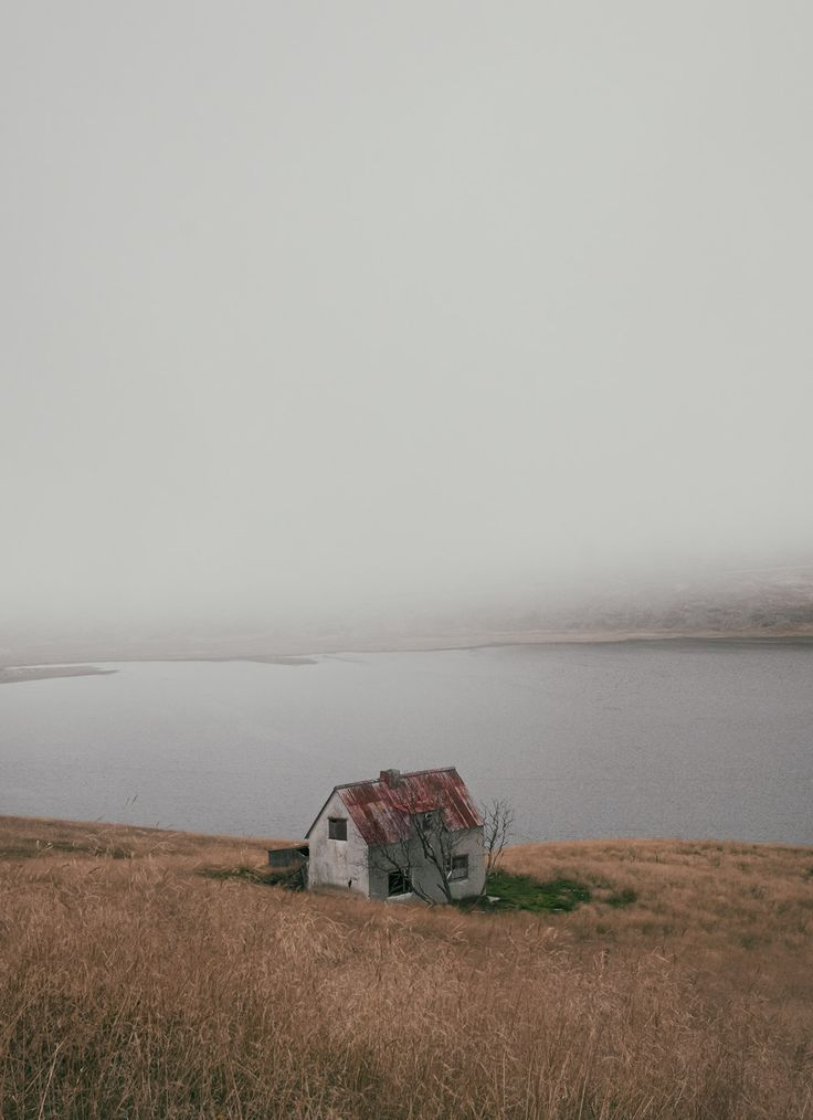Back in the day, it was full of life. Abandoned farmhouse. /// Westfjords, Iceland ©️ Adam Biernat