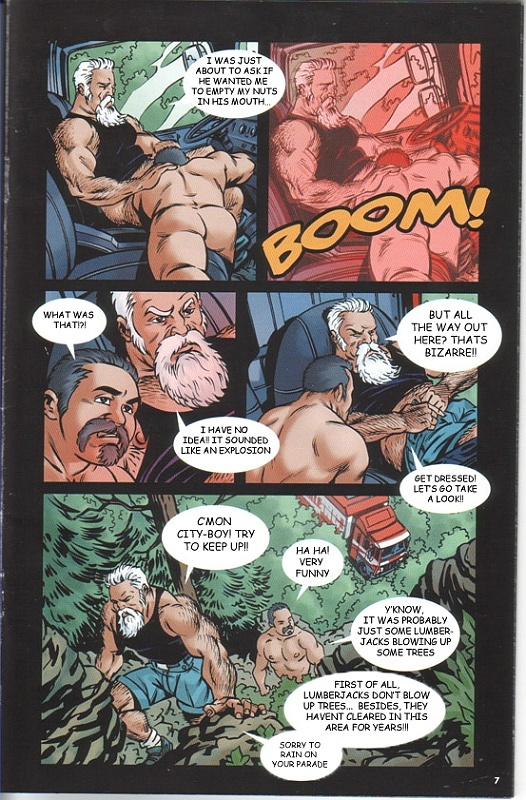 Gratis porr Comics bilder