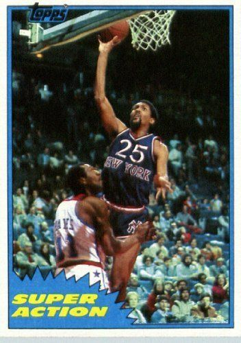 1981/82 Topps Basketball Card # E102 Bill Cartwright New York Knicks In A Protective Display Case! by SCORE. $1.39. 1981/82 Topps Basketball Card # E102 Bill Cartwright New York Knicks In A Protective Display Case!