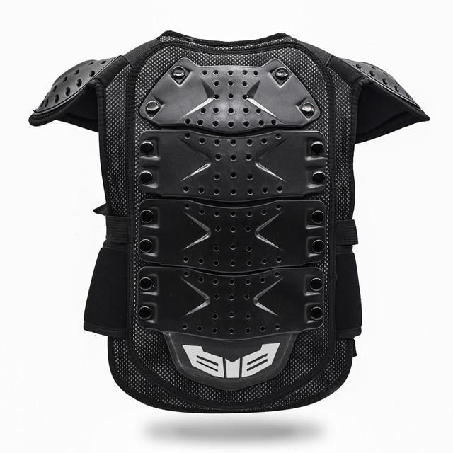 Child Bike Body Protector Armor Chest Spine Knee Elbow Guard Hip Impact Shorts