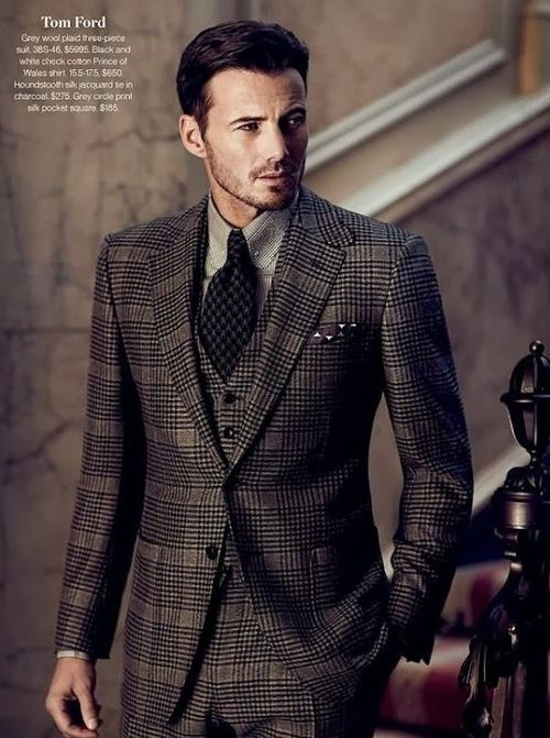 Tom Ford is genius! Most perfect male suit ever! #TomFord #suit #fashion