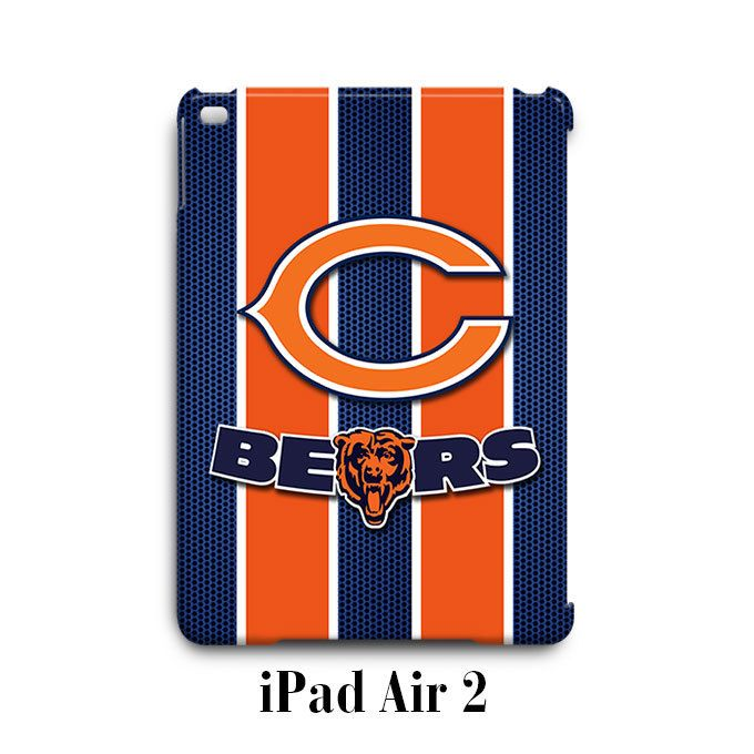 Chicago Bears Inspired iPad Air 2 Case Cover Wrap Around