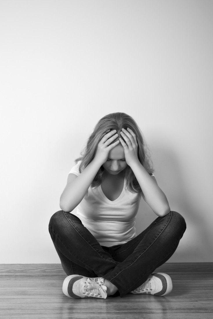 12 Dinge, die du nicht zu einem Menschen mit Depressionen sagen solltest