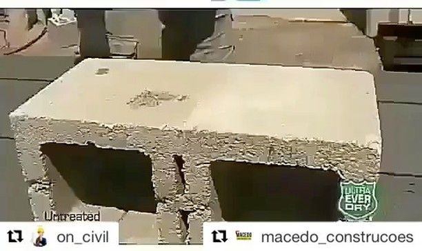 Hidrofugante. ////// Water repellent. Repost @macedo_construcoes via @on_civil #hidrofugante #waterrepellent #engenharia #engineering #construcao #construction #civilconstruction #construcaocivil