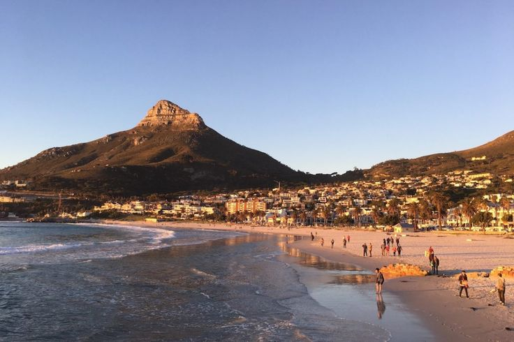 Cape Town Beaches // The Beauty and Tranquility of the South African Coast by Elise Queru