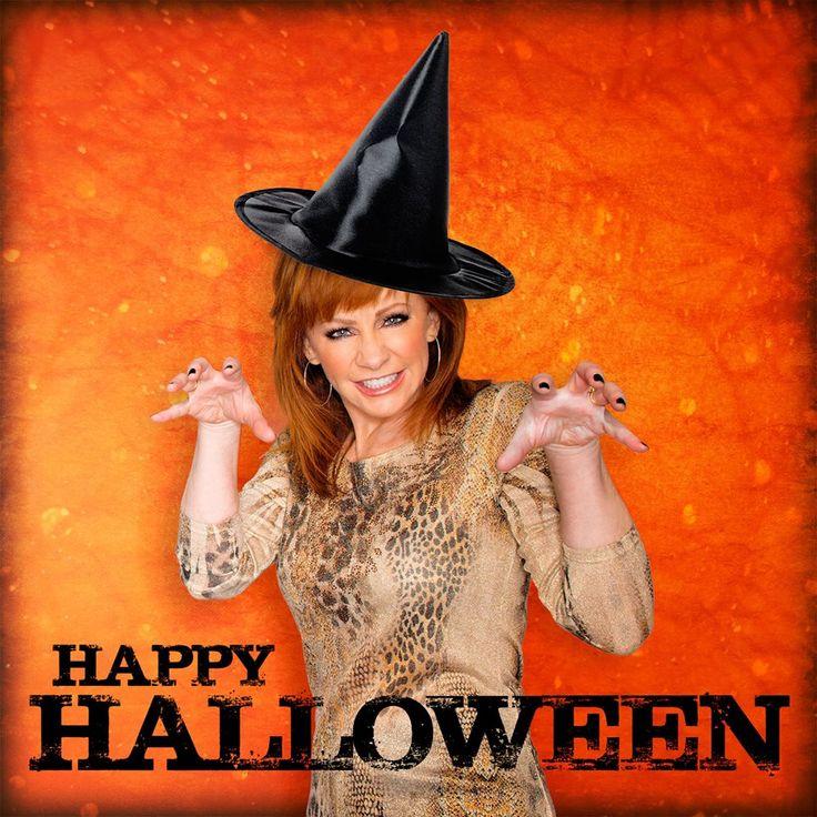 Reba McEntire Halloween 2013