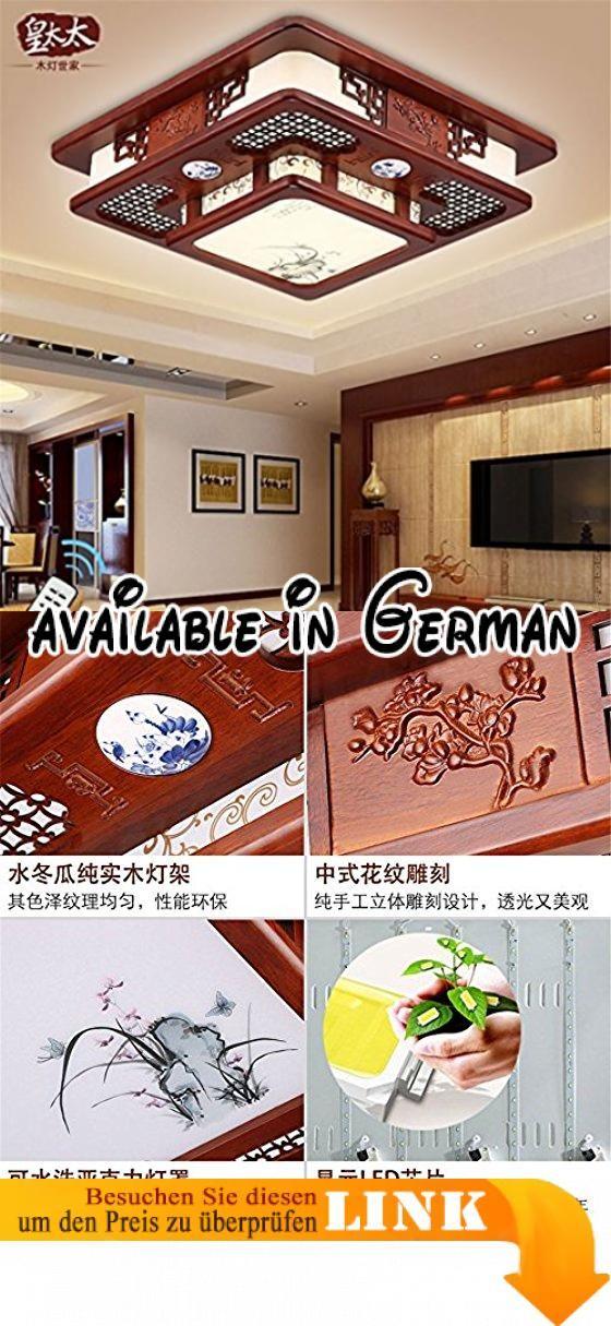 BRIGHTLLT Neue Chinesische Decke Lampe Leuchtet Emulation Retro Holz Kunst  Qualität China Wind Das Esszimmer, Schlafzimmer, 470 Mm Einhaltung Der Lu2026 |  ...