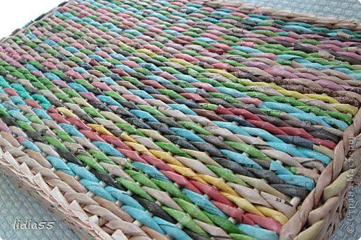 szögletes alap Дно сплетено ситцевым плетением