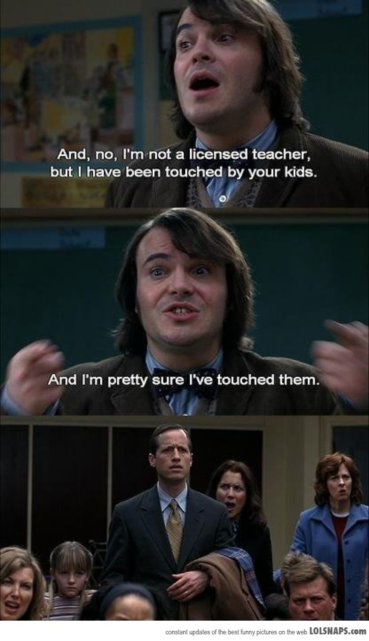 School of rock jack black quotes quotesgram - 123 Best Movie Quotes Images On Pinterest Funny Shit Funny Stuff And Funny Movies