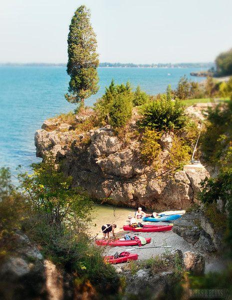 Kayaking Put-in-Bay, Lake Erie
