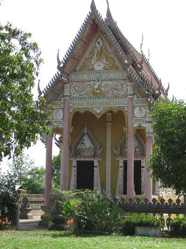 Chumphon Buri, Surin, Thailand