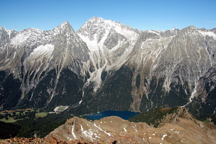Antholzer See - Lago di Anterselva #Antholzersee #LagodiAnterselva #Antholzertal #ValleAnterselva