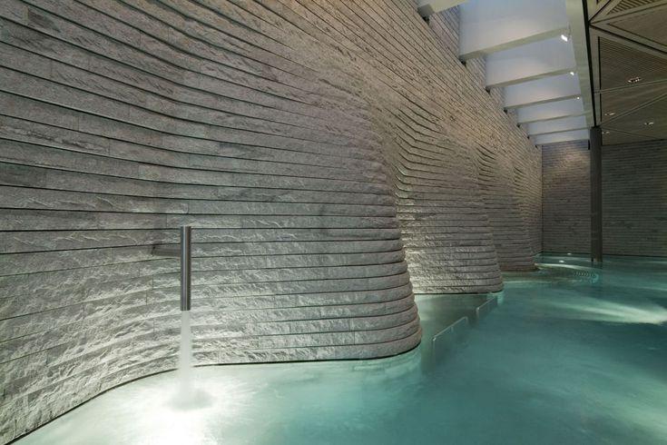Spa Tschuggen Berg Oase Mario Botta Architetto