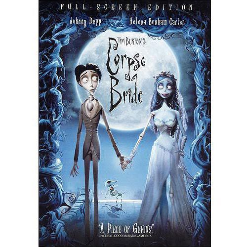 corpse bride full movie | Tim Burton's Corpse Bride (Full Frame): Movies : Walmart.com