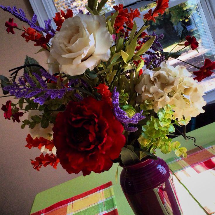 Floral arrangement for a friend