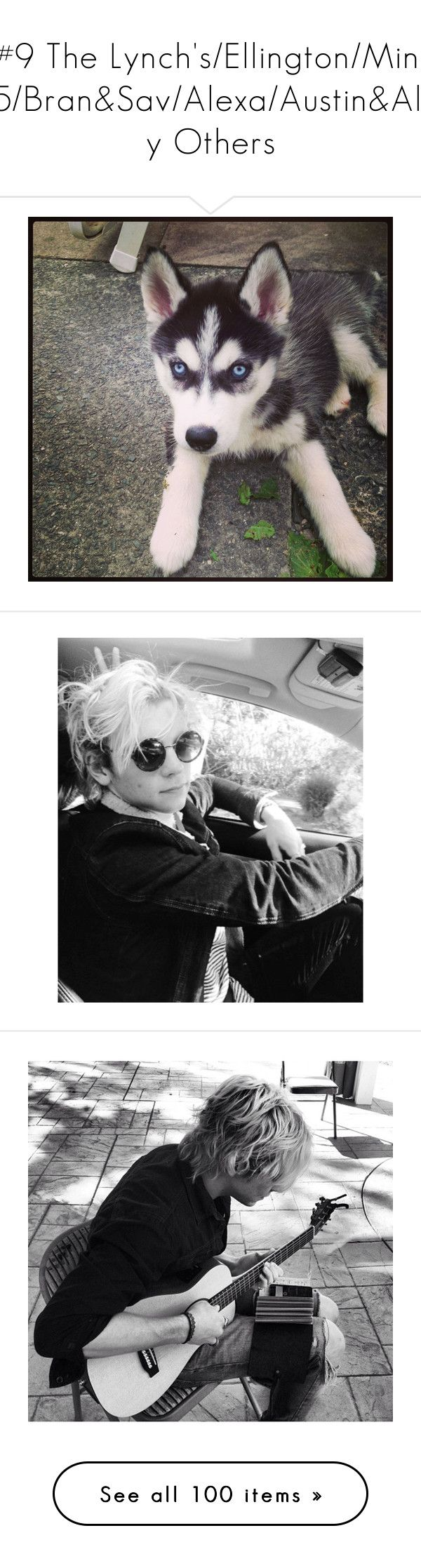 """""""#9 The Lynch's/Ellington/Mini R5/Bran&Sav/Alexa/Austin&Ally y Others"""" by vivianr5 ❤ liked on Polyvore featuring animals, r5, mermaids, backgrounds, pictures, people, photos, band pics, ross lynch and models"""