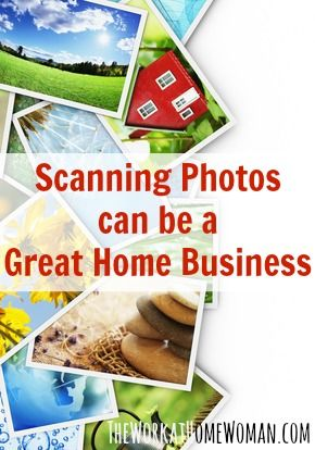 Want To Make Money Scanning Photos Here Are Some Tips On Getting Started Including The