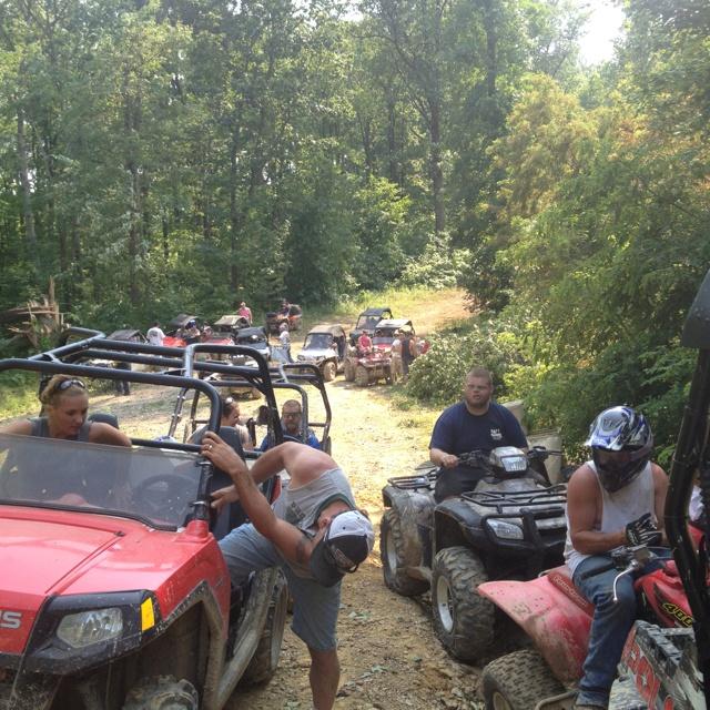 Mud Hog ATV Club Ride