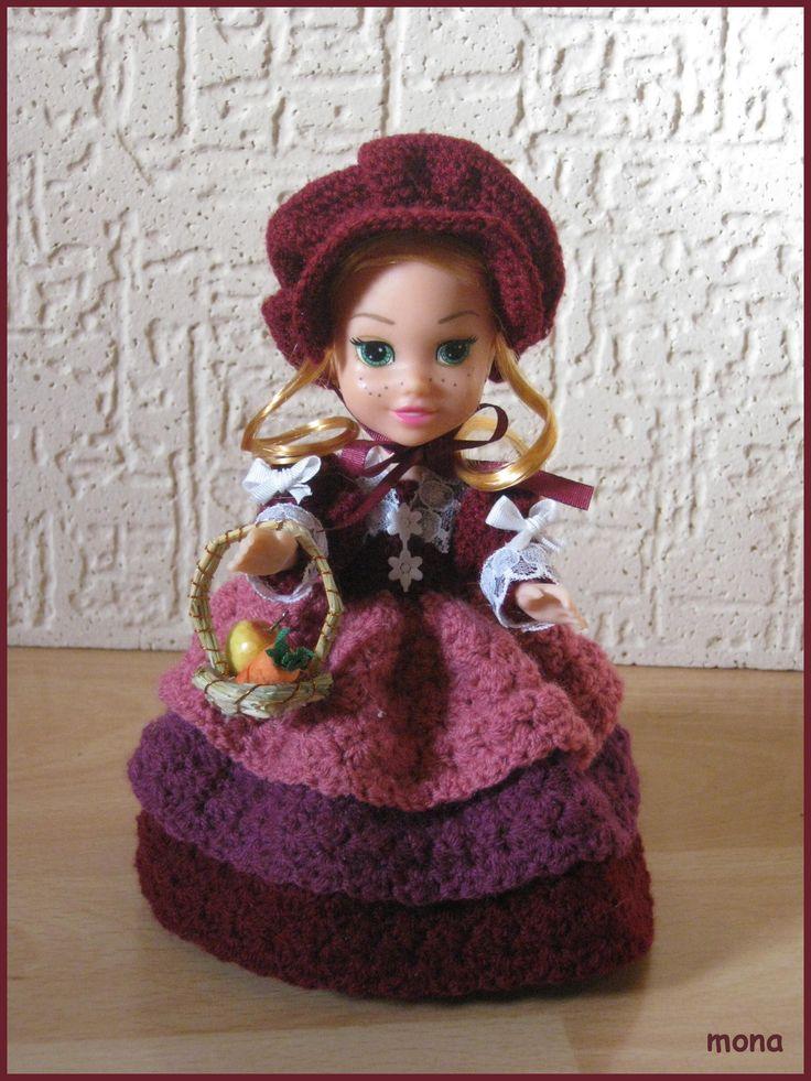 doll 14 - model from the Biedermeier…