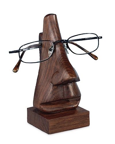Eye Glasses Holder Statue