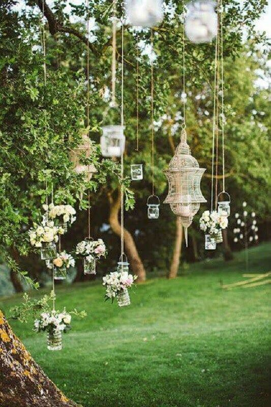 + 61 modelos simples de decoração de casamento para inspirar   – Wedding inspiration