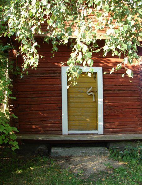 Finland aitta = storage shed