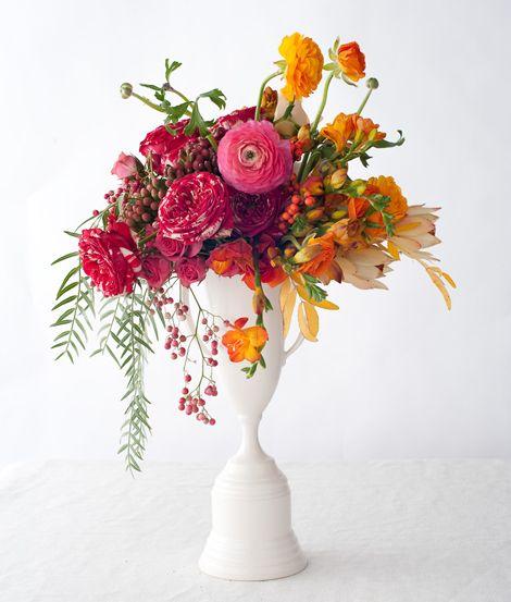 i always love white vases