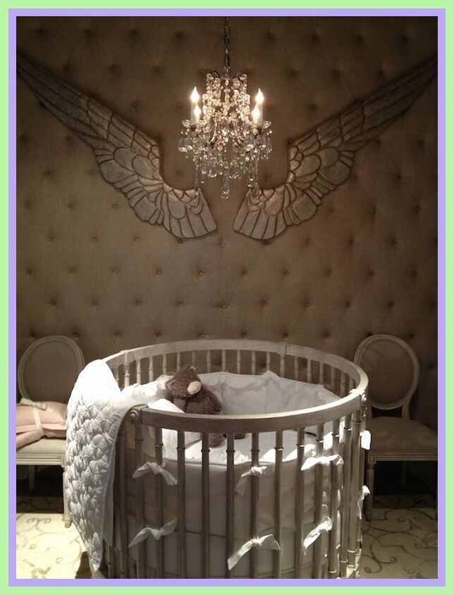 Pin On Baby Crib Boho Canopy