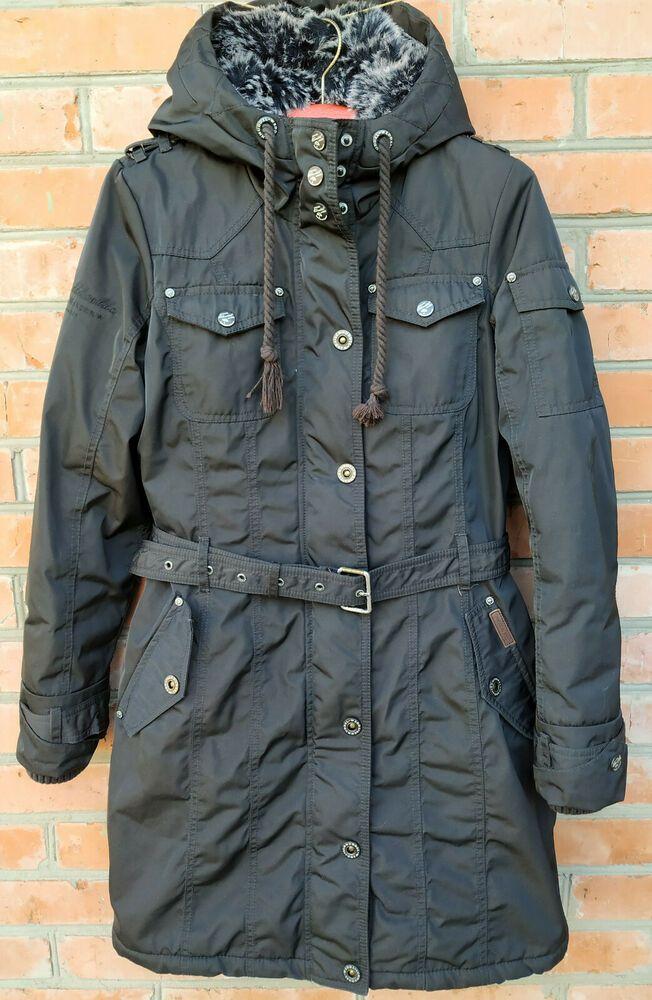SCHMUDDELWEDDA DREIMASTER Women's Winter Coat Parka Jacket