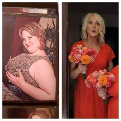 leigh glaser weight loss