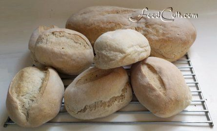 #Calabrese #loaf and #rolls - #homemade #organic #delicious!   #recipe @ http://www.foodcult.com - #Food Matters!