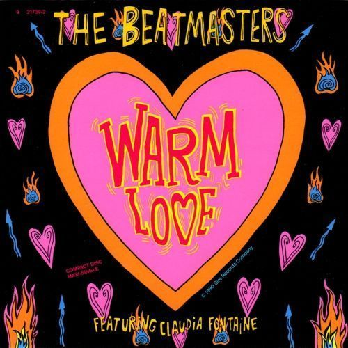 THE BEATMASTERS & CLAUDIA FONTAINE - WARM LOVE