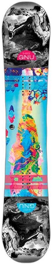 GNU B-Nice Asym 151cm - Snowboard für Damen