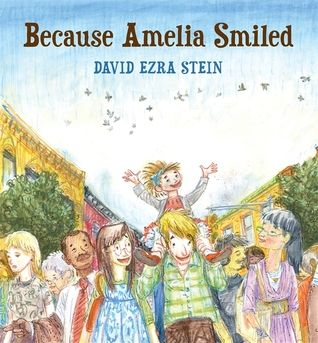 Because Amelia Smiled by David Ezra Stein - Author Signing at BEA