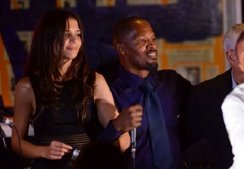 Katie Holmes, Jamie Foxx Get Over 'Tom Cruise And Scientology Fear'; To Marry In Spring? - http://www.movienewsguide.com/katie-holmes-jamie-foxx-get-tom-cruise-scientology-fear-marry-planned-spring/165936
