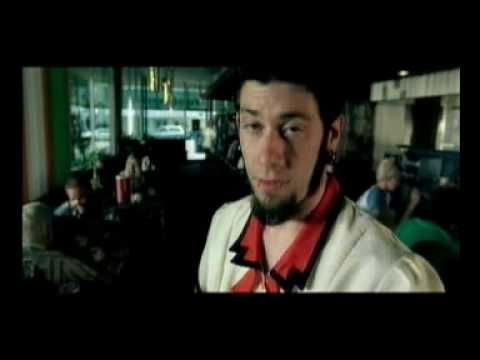 Limp Bizkit - Take a look arond (Mission Impossible 2) | The lyrics are kind of weak, but the riff is fcking awesome.